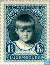 Briefmarken - Luxemburg - Prinzessin Marie Gabrielle
