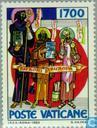 Postage Stamps - Vatican City - The holy Methodius