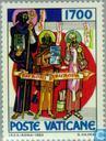 Timbres-poste - Vatican - Le saint Méthode