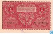 Banknoten  - Polska Krajowa Kasa Pozyczkowa - Polen 1 Marka