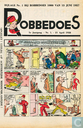 Bandes dessinées - Robbedoes (tijdschrift) - De geboorte van Robbedoes