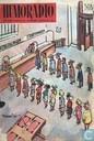 Bandes dessinées - Humoradio (tijdschrift) - Nummer  601