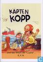 """Comic Books - Kappie [Toonder] - Käpten Kopp ...und das Wrack der """"Lupine"""""""