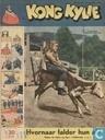 Strips - Kong Kylie (tijdschrift) (Deens) - 1950 nummer 47