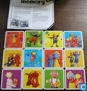 Board games - Memo (memory) - Tweenies memory