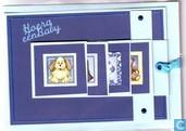 Postcards - 3D kaarten - Geboorte