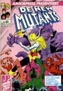 Comics - New Mutants, De - vaderdag