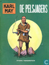 Comic Books - Winnetou en Old Shatterhand - De pelsjagers