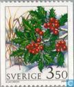 Postzegels - Zweden [SWE] - Winter Berries