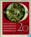 Postage Stamps - Germany, Federal Republic [DEU] - Stamp Exhibition Wuppertal
