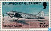 Timbres-poste - Guernesey - Service Air Mail
