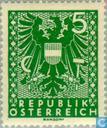 Timbres-poste - Autriche [AUT] - Armes