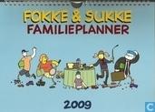 Strips - Fokke & Sukke - Familieplanner 2009