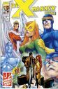Strips - X-Men - geen vuiltje aan de lucht