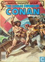 Comic Books - Conan - The Savage Sword of Conan the Barbarian 75