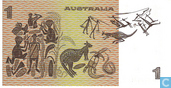 Bankbiljetten - 1973; 1984 ND Issue - Australië 1 Dollar 1983