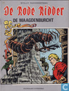 Comic Books - Red Knight, The [Vandersteen] - De maagdenburcht
