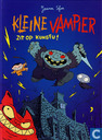 Bandes dessinées - Petit Vampire - Kleine vampier zit op kungfu!