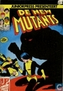 Strips - New Mutants, De - nachtmerrrie