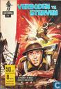 Comic Books - Victoria - Verboden te sterven