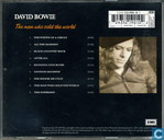 Platen en CD's - Jones, David - The man who sold the world
