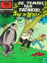Strips - Dees Dubbel en Cesar - De tempel van Tatakiki