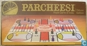 Spellen - Mens Erger Je Niet - Parcheesi Deluxe Edition ; Royal game of India