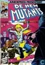 Bandes dessinées - New Mutants, De - met een beetje geluk!