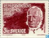 Postzegels - Zweden [SWE] - Louis de Geer