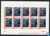 Postage Stamps - Netherlands [NLD] - Statue of Liberty