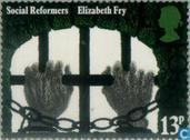 Postage Stamps - Great Britain [GBR] - Social reformers