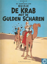 Bandes dessinées - Tintin - De krab met de gulden scharen