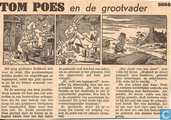 Strips - Bommel en Tom Poes - Tom Poes en de grootdoener