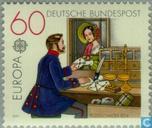 Timbres-poste - Allemagne, République fédérale [DEU] - Europe – Histoire postale