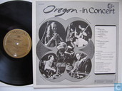 Disques vinyl et CD - Oregon - Oregon in concert