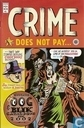 Crime does not pay...