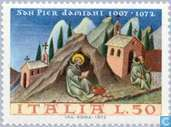 Timbres-poste - Italie [ITA] - Petrus Damiani