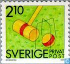 Postage Stamps - Sweden [SWE] - Summer Enjoyment