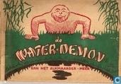 Strips - Rikki Visser - De water-demon van het Alkmaarder-meer