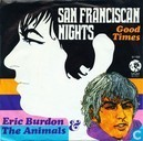 Disques vinyl et CD - Eric Burdon & The Animals - San Franciscan Nights