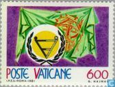 Postage Stamps - Vatican City - Int. year of people with disabilities