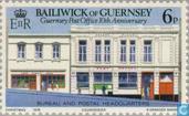 Briefmarken - Guernsey - Unabhängige Post 1969-1979