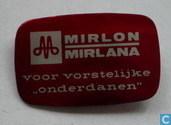 """Mirlon Mirlana voor vorstelijke """"onderdanen"""" [rood]"""