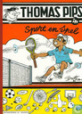 Comic Books - Thomas Pips - Thomas Pips in Sport en spel