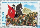 Postzegels - Spanje [ESP] - Volksfeesten