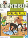 Comic Books - Jo and Co - De pili-pili pillen