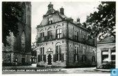 Ansichtkaarten - Lochem - Oude Gevel Gemeentehuis