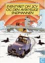 Strips - Kuifje - Eventyret om 2CV OG den Avskyelige Snømannen
