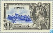 Timbres-poste - Chypre [CYP] - King George V Jubilé