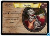 Cartes à collectionner - Harry Potter 1) Base Set - Pet Rat